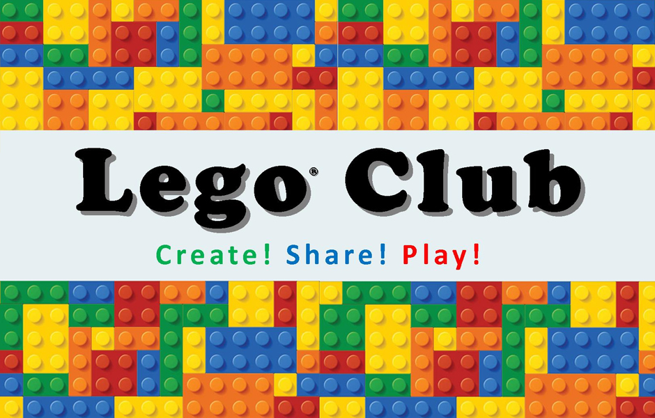Lego Club @ Mossbank Library