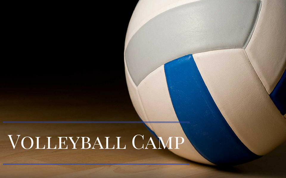 Volleyball Camp – hosted by Mossbank Volleyball Club