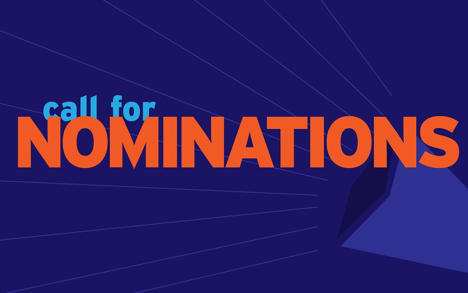 Notice of call for further nominations