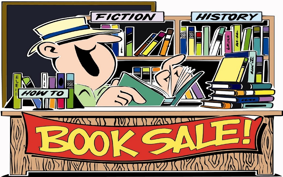 Mossbank Library Used Book Sale