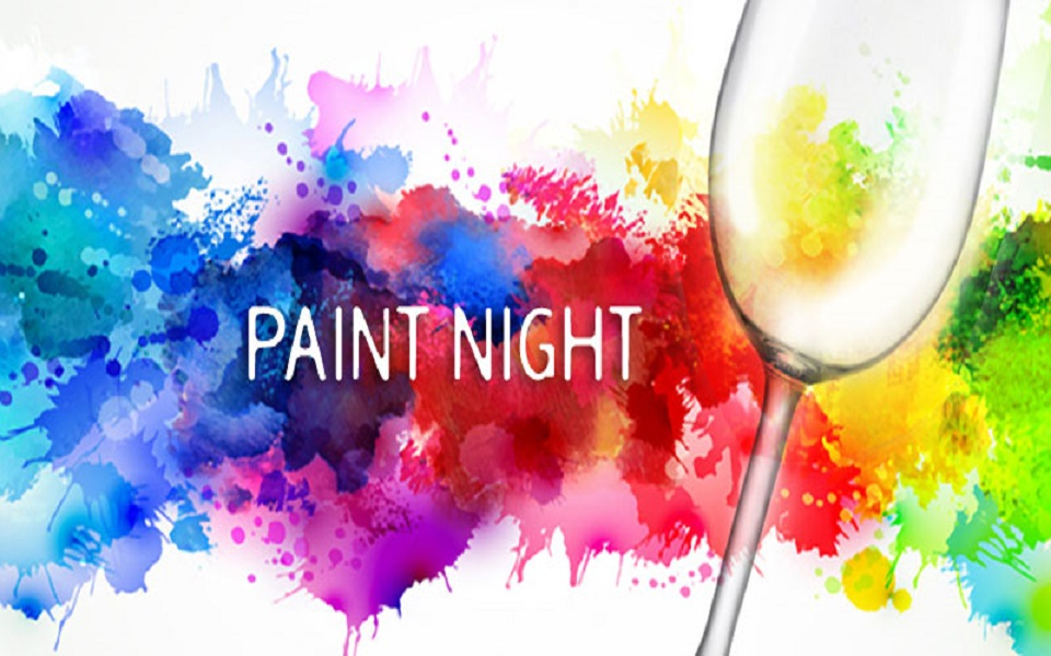 Paint Night – Hosted by The Barn