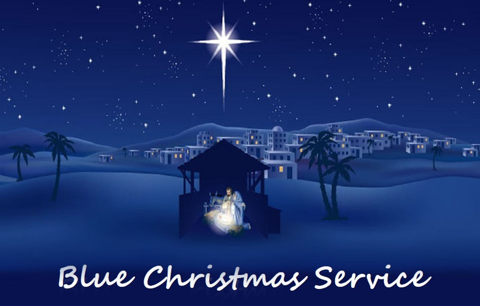 blue christmas service mossbank united church - Blue Christmas Service